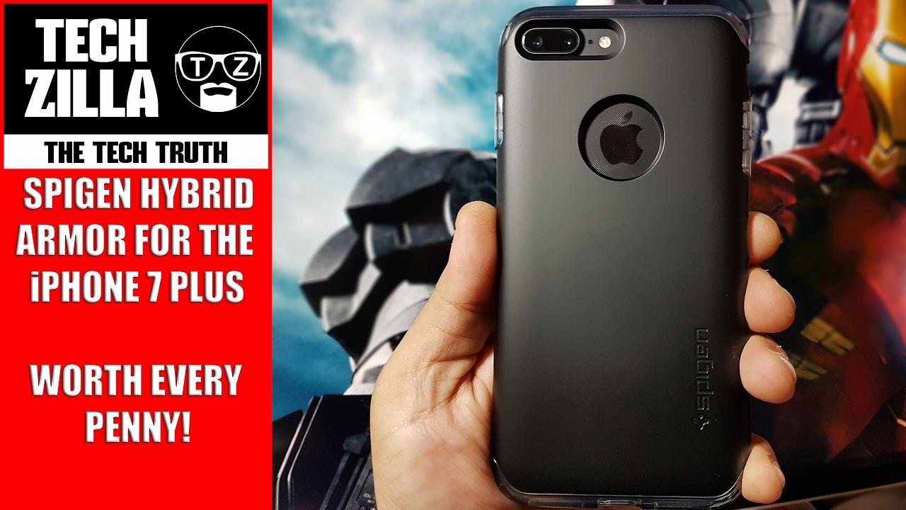 competitive price e3ade b6ac9 iPhone 7 Plus Spigen Hybrid Armor