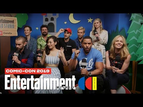 'the-boys'-stars-karl-urban,-jack-quaid-&-more-join-us-live-|-sdcc-2019-|-entertainment-weekly