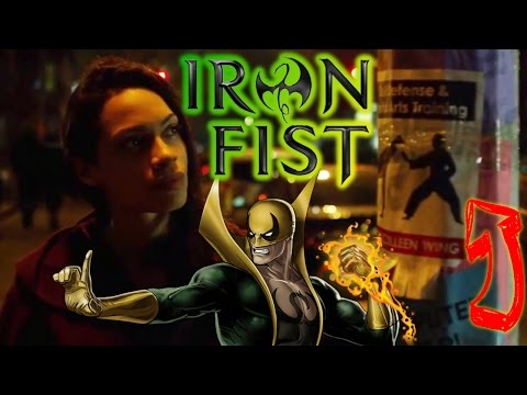 Luke Cage - HUGE Iron Fist Easter Egg - What To Expect From Iron Fist