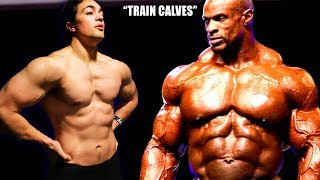 What Ronnie Coleman Can Teach Natural Lifters