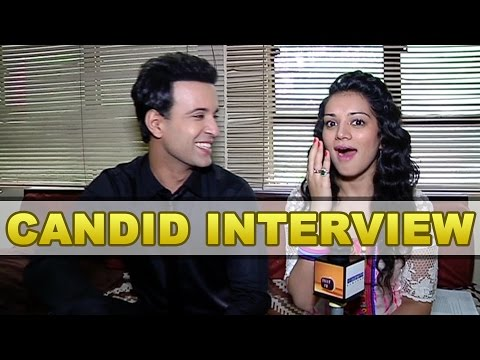 Aamir Ali and Sukriti aka Dylan and Debjaani in a candid conversation with Tellybytes