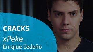 CRACKS | Enrique Cedeño, xPeke, jugador de League of Legends y fundador de Origen LoL