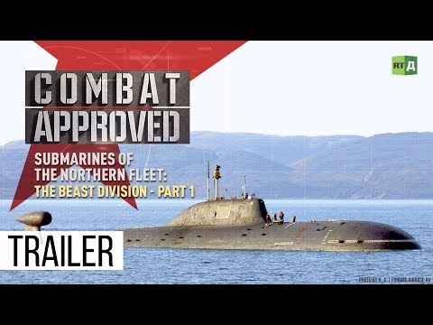 Submarines of the Northern Fleet: The Beast Division Part 1 (Trailer) Premiere 03/12