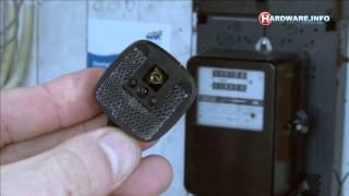 Energie meten met de Wattcher en Eneco Toon - Hardware.Info TV (Dutch)