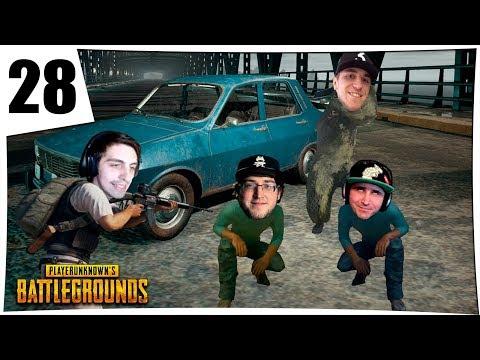 PUBG shroud and Chad kills summit1g, JoshOG, Chappie, SHORTY | Highlights #28
