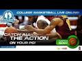 live basket 2017 Louisiana Monroe vs Georgia State