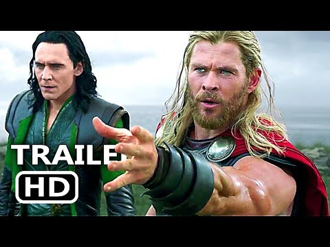 "THOR RAGNAROK ""Hela Destroys Mjölnir"" Movie Clip Trailer (2017) Thor 3 Best Scene, Marvel Movie HD"