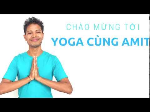 Chào Mừng Tới Yoga cùng Amit