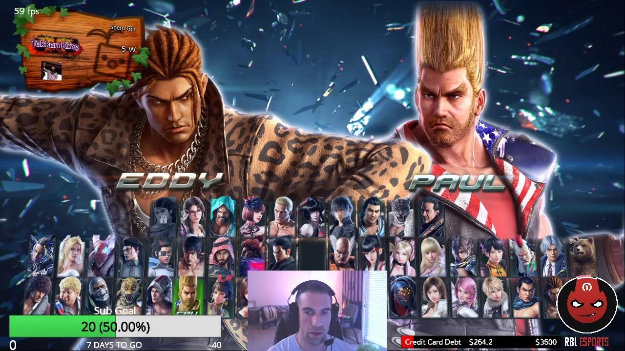 Paul Complete Tekken 7 Character Guide Eddy Vs The Cosmos