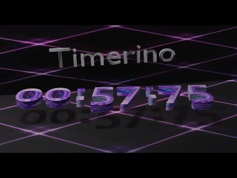 60 Second Timer (3D Version)