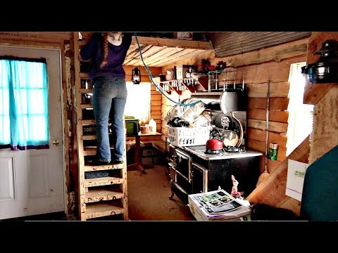 Making a Tiny House Cozy...Even When It's Off Grid!