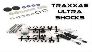 Rc How Rebuild Traxxas Ultra Shock