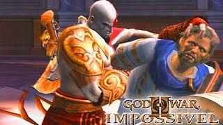 GOD OF WAR 2 - MODO IMPOSSÍVEL - #11 O 1º TRADUTOR