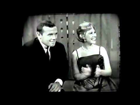 Dinah Shore & Ingemar Johansson - Swedish Duet (1959)