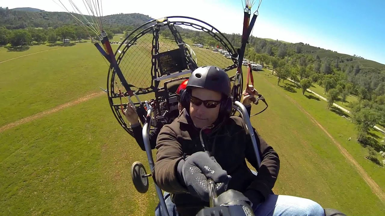 What is Powered Paragliding? A Beginner's Guide: