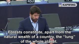 European Parliament Plenary Session Commission Statement Για την απόφασή του να ασχοληθεί με την πολιτική, ο ίδιος δηλώνει σίγουρος για την επιλογή του. european parliament plenary session commission statement the situation of eu forests