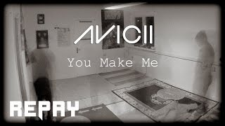 Avicii - You Make Me (Metal Cover) by REPAY
