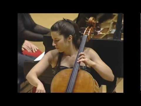 Robert Schumann - Fantasiestücke Op. 73 (Zart und mit Ausdruck) - Ravinia live 2012
