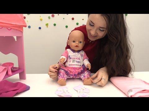 Игры для девочек и видео про куклы, #пупсы и пупсики: Куколка Беби Бон. Супер #одевалки на ютьюб