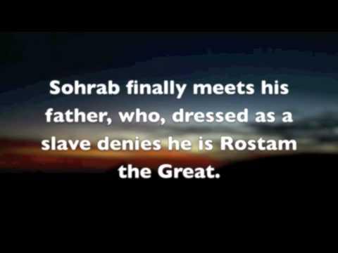 Rostam and Sohrab - English 12