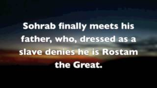 Rostam and Sohrab - English 12