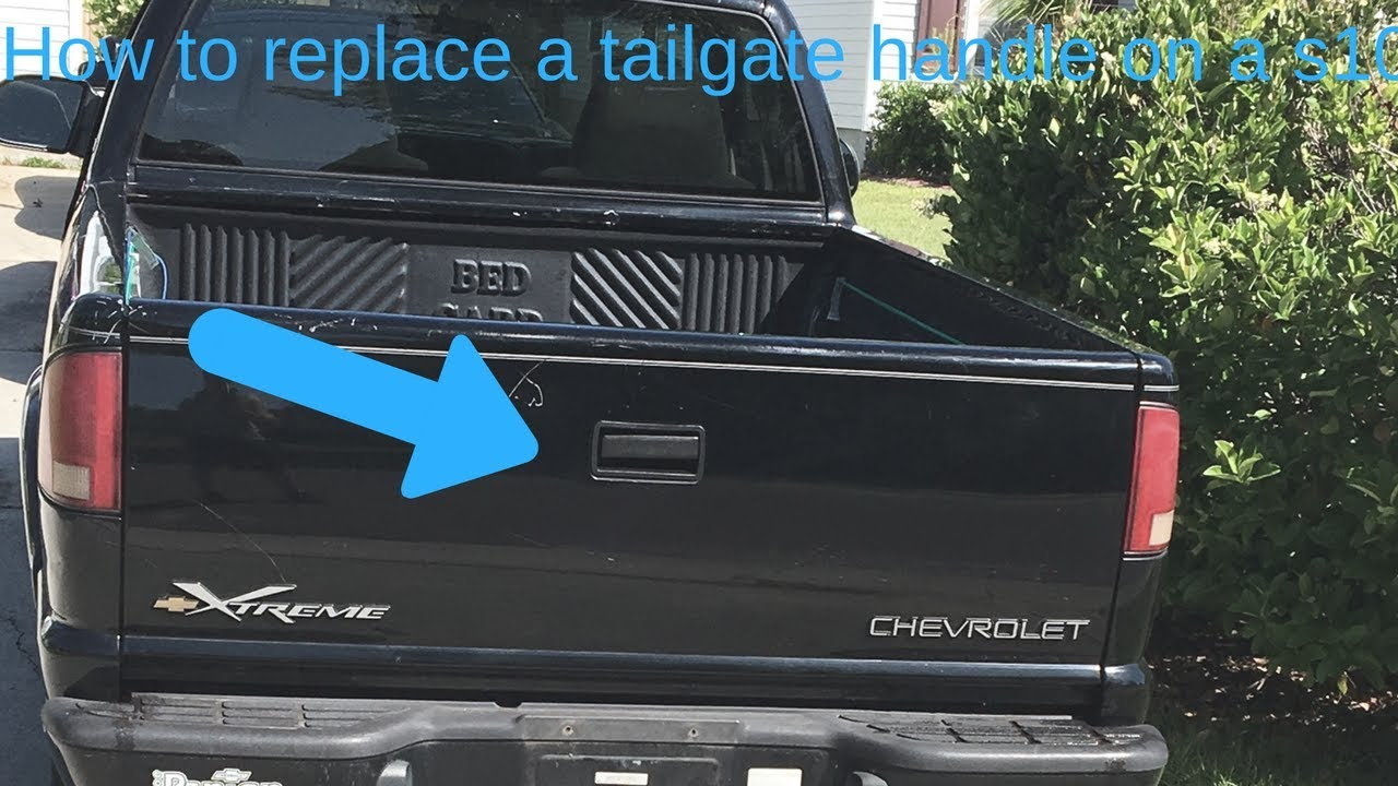chevy s10 tailgate diagram wiring diagram expert 2000 chevy tailgate diagram [ 1280 x 720 Pixel ]