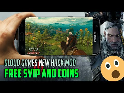 Gloud Games Hack apk download|Unlock all SVIP games for free|Svip and Free coins hack mod  #Smartphone #Android