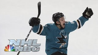 NHL Stanley Cup Playoffs 2019: Golden Knights vs. Sharks | Game 7 Highlights | NBC Sports