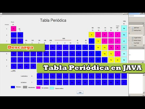 Tabla periodica de los elementos quimicos urtaz Choice Image