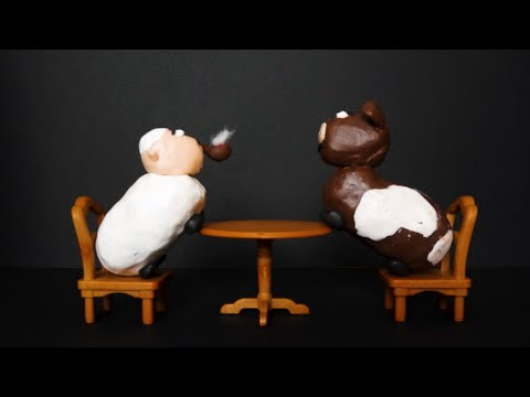 24 Hours to Make a Stop Motion Film