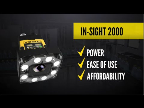In-Sight 2000 Introduction
