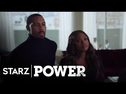 Power   Season 4, Episode 8 Clip: News   STARZ