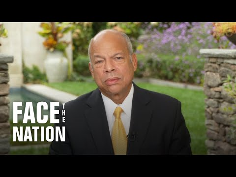 """Jeh Johnson urges Americans to """"look past the noise"""" ahead of election"""