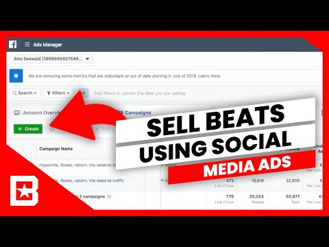 How To Promote Beats On Facebook & Instagram (Cold Audiences + Warm Audiences)
