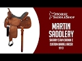 - Martin Saddlery Sherry Cervi Crown C Custom Barrel Racer 97-C1
