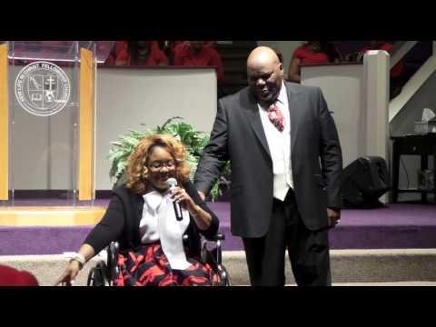 Pastor Linda & Bishop Kevin Willis Are Too Funny!