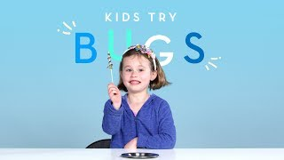 Kids Try Bugs | Kids Try | HiHo Kids