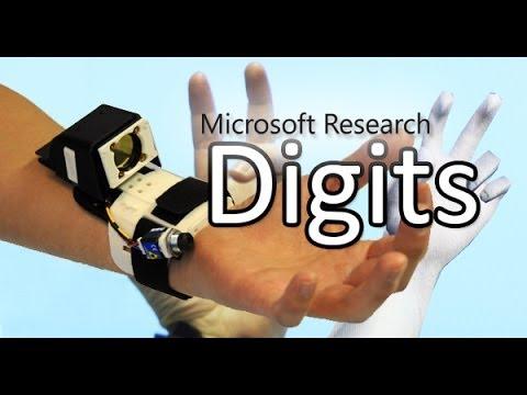 "Bloculus.de   Microsofts ""Digits"" -- Finger Tracking ohne Data Gloves"