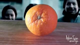 Aphex Twin Diary- Orange