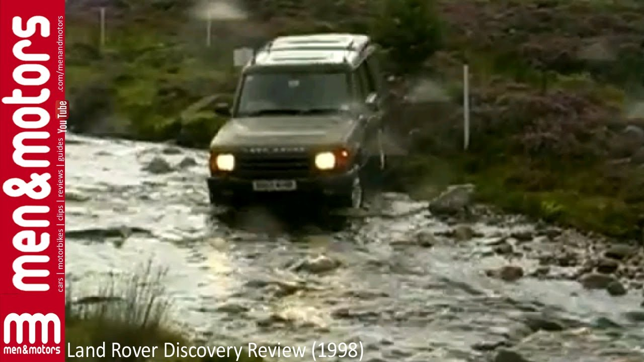 Land Rover Discovery Review 1998 Youtube