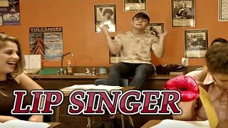 Nick Bean - Lip Singer ft. Zach Clayton (Official Music Video)(Buy ''Lip Singer