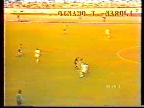 Dinamo Tbilisi - Napoli 2-1, coppa uefa 1982-83