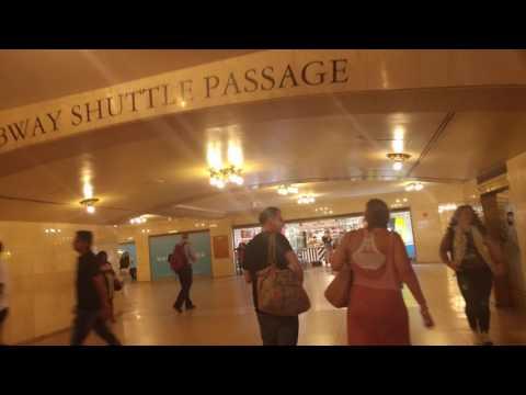 Estación Gran Central en Manhattan