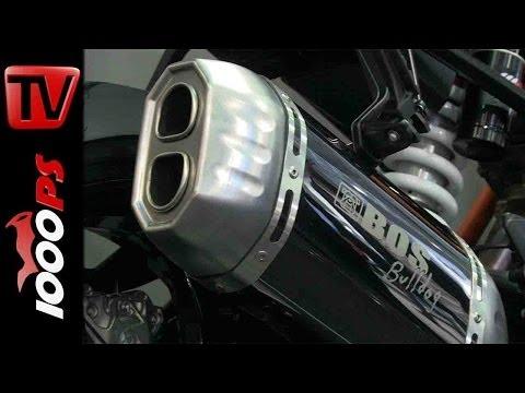 BOS Bulldog | KTM 1290 Superduke Schalldämpfer