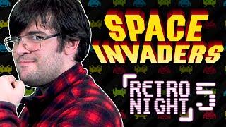 RETRO NIGHT #5 - SPACE INVADERS (e tecnica)