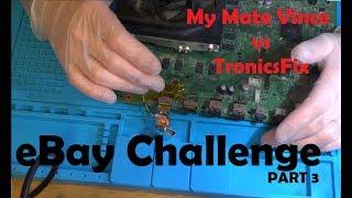 PART 3 - eBay Repair Challenge - Amateur vs Pro