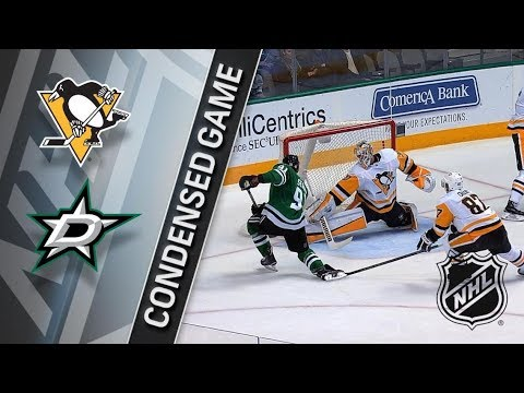 Pittsburgh Penguins vs Dallas Stars – Feb. 09, 2018 | Game Highlights | NHL 2017/18. Обзор
