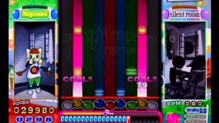 Popn music 19 : サイレント EX (43 . x2.5)