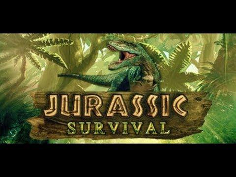 Jurassic Survival #2 android game español