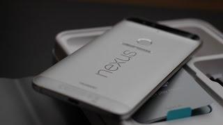 Nexus 6P : Unboxing e prime impressioni